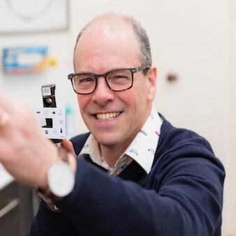 David Neilson Neilson Eyecare Toowoomba Optometrist.