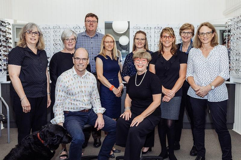 Neilson Eyecare Team Toowoomba