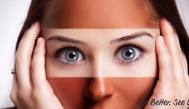 Eyes are 10 Times more Sensitive to UV Damage than Skin